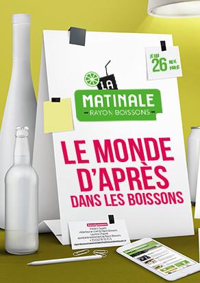 Matinale Rayon Boissons