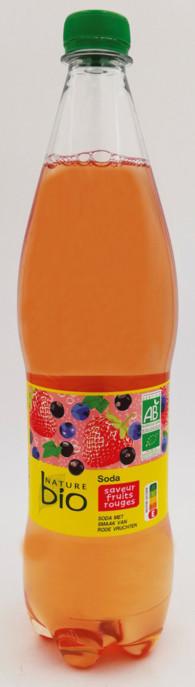 Cora pétille sur les sodas bio