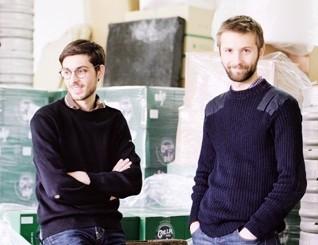 Jacques Ferté (à gauche) et Guillaume Roy (à droite). (Photo DR pour Rayon Boissons)