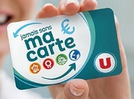 Carte U - Photo DR