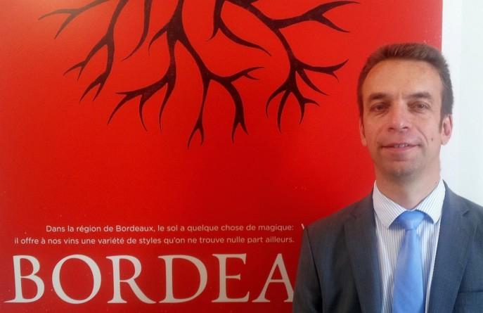 François Jumeau, directeur marketing du CIVB, espère que les consommateurs pourront facilement se reconnaître dans les vins de Bordeaux. (Photo Rayon Boissons)