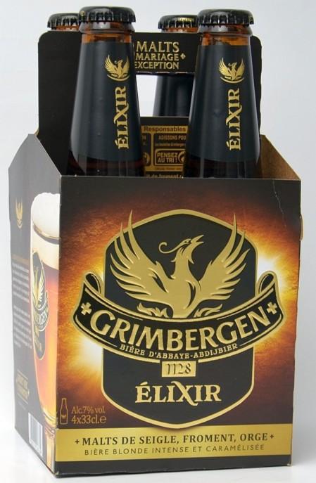 Grimbergen Elixir - Photo Rayon Boissons