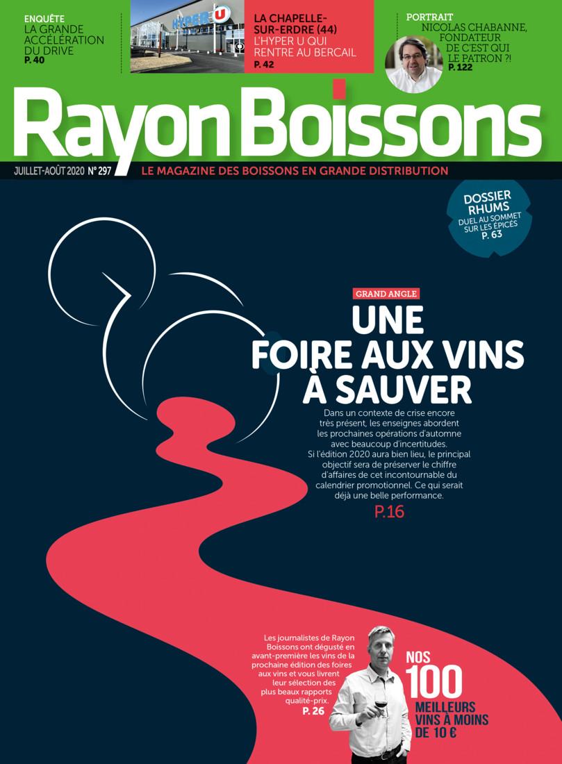 Rayon Boissons - Juillet-août 2020