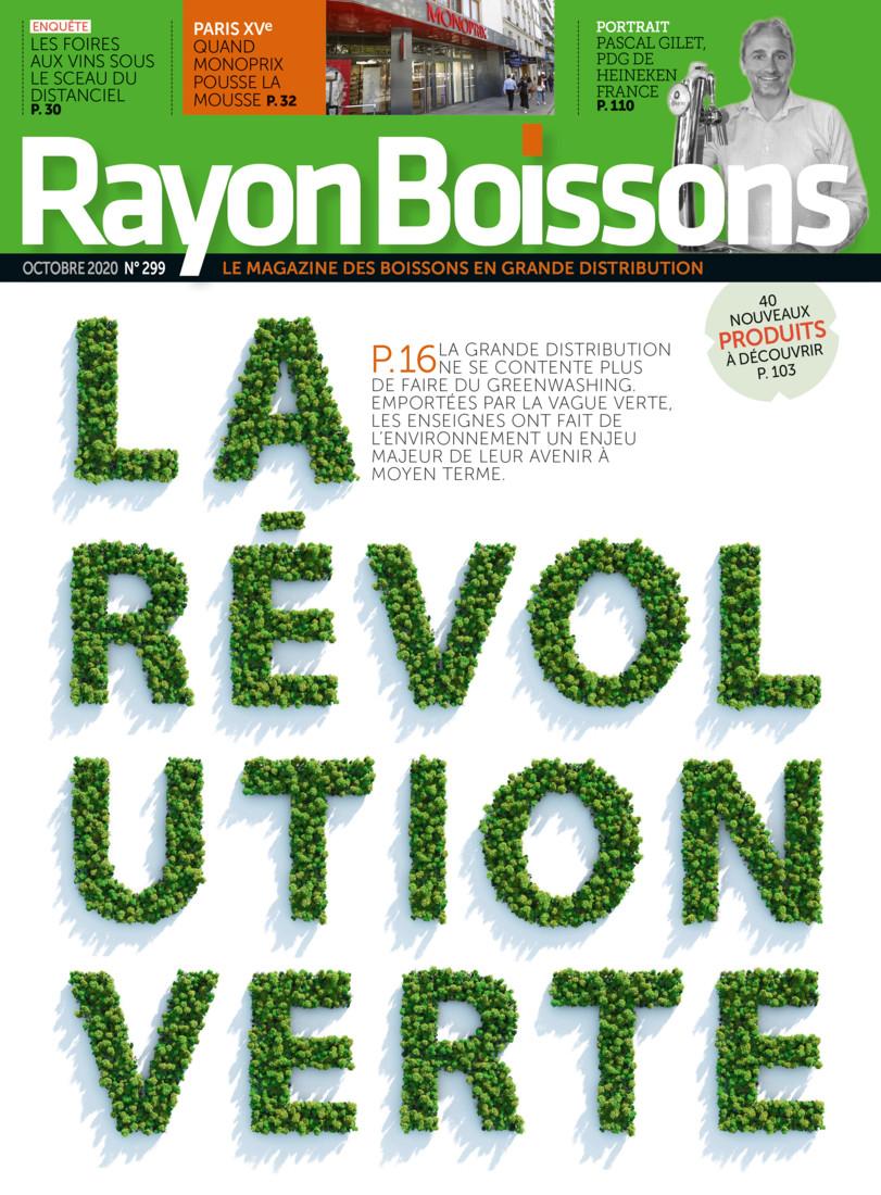 Rayon Boissons - Octobre 2020
