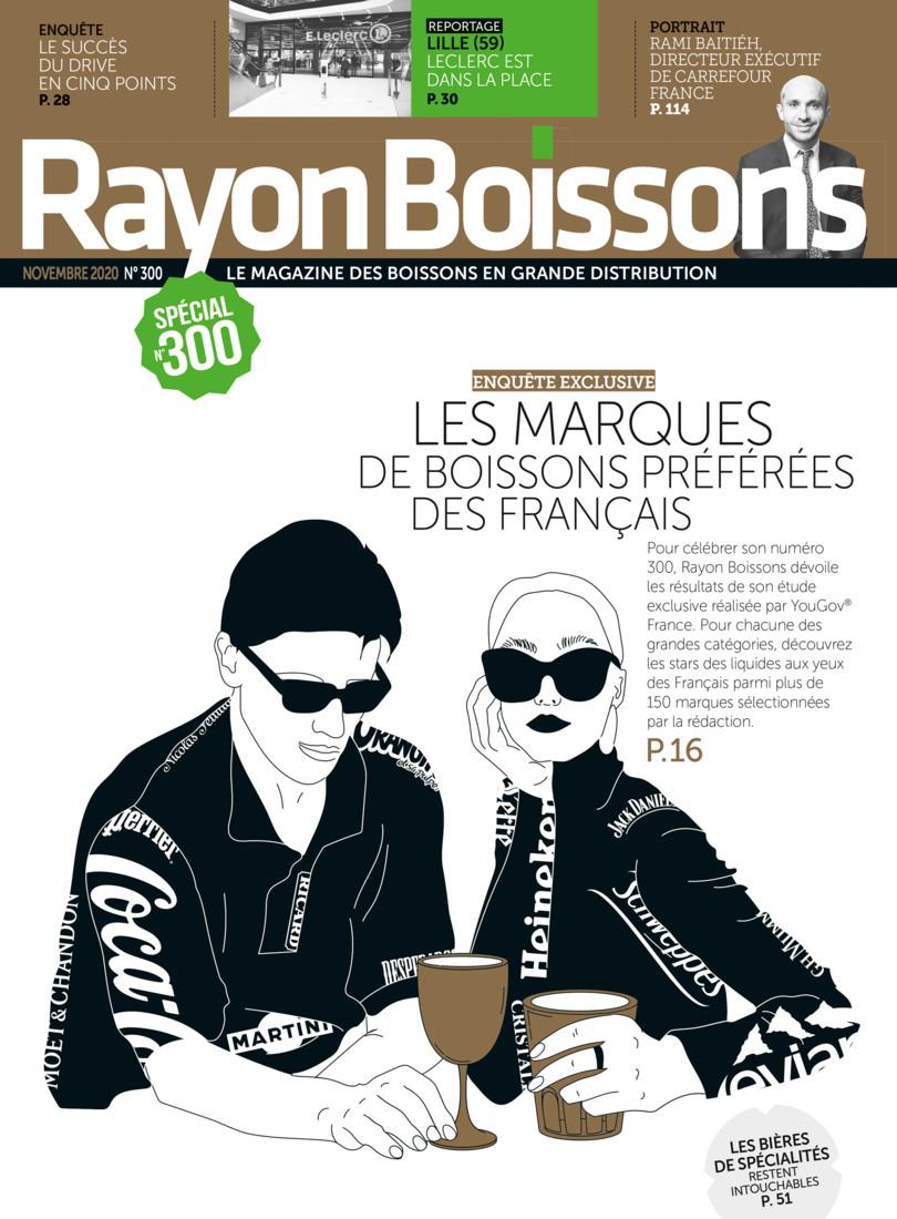 Rayon Boissons - Novembre 2020
