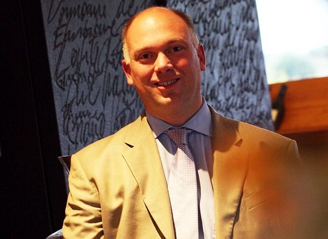 Marc Lecomte, président de Rigal Reutenauer (Photo DR pour Rayon Boissons)