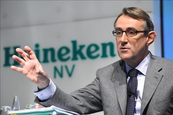 Jena-François Van Boxmeer, président du groupe Heineken NV (photo DR pour Rayon Boissons)