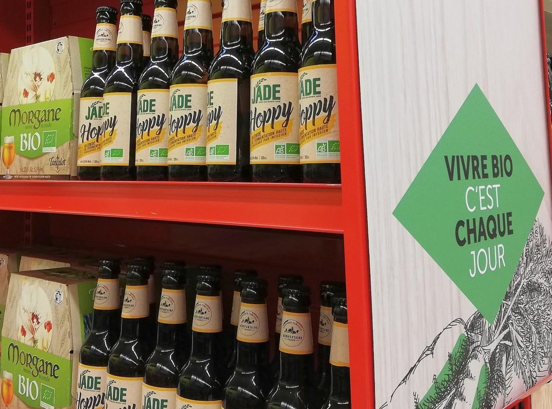 Bières bio - Photo Rayon Boissons